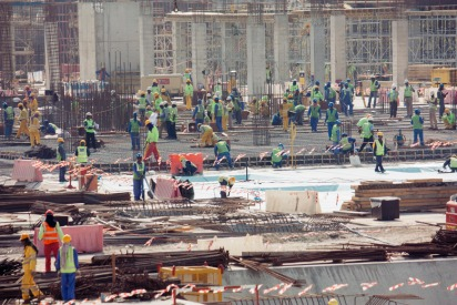 The UAE's Midday Break for Outdoor Workers Has Begun
