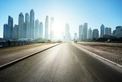 UAE Temperatures Reach as High as 44C This Week