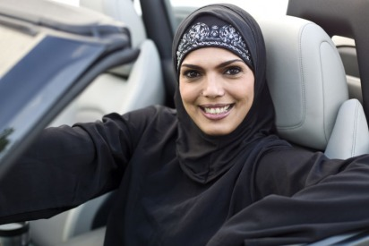 Saudi Women Allowed To Drive Is The New Viral Trend On The Internet
