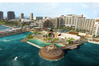 A Look at the Dh12bn Yas Island Development