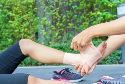 How to Heal an Ankle Sprain?