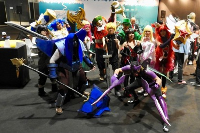 14 of Our Favourite Cosplayers at Games Con 2017