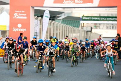 Dr. Joy Dental Clinic Sponsors Spinneys Dubai 92 Junior Rides