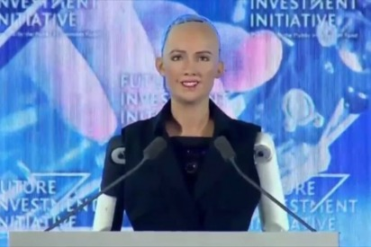 KSA Citizenship Granted To A Robot For The 1st Time In World History