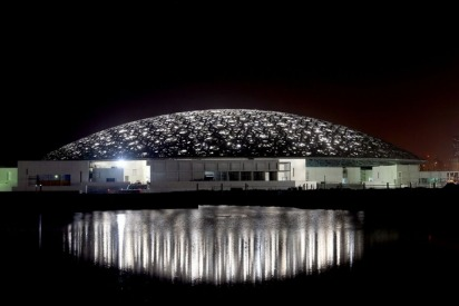The Louvre Abu Dhabi is Now Open to the Public