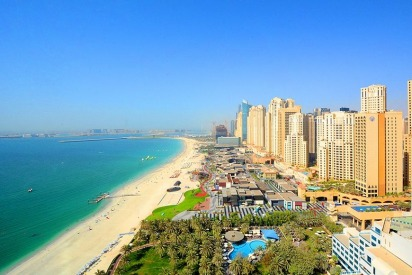 Dubai Area Guide: Jumeirah Beach Residence (JBR)