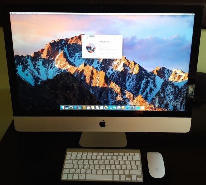 Apple iMac 27 inch Desktop