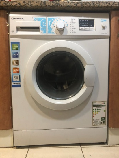 Fridge and Washing machine for sale