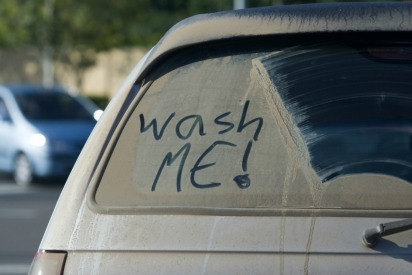 Owners of Dirty Cars in Abu Dhabi Can Be Fined AED 3,000