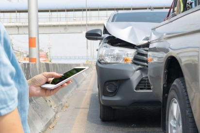 Reporting a Minor Accident in Dubai – Everything You Need to Know