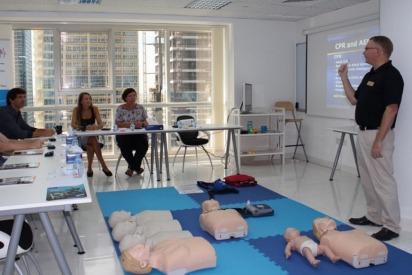 Caduceus Medical - First Aid Training Centre in Dubai