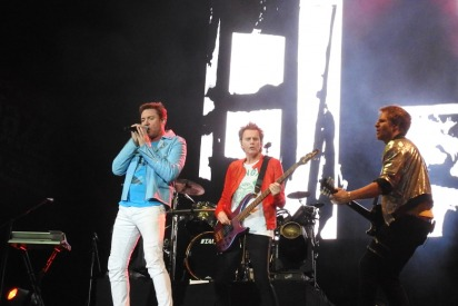 In Pictures: Duran Duran at the Emirates Airline Dubai Jazz Festival