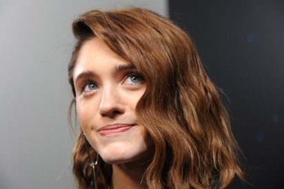 Natalia Dyer at Middle East Film and Comic Con 2018