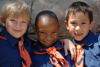 Scouts in Dubai