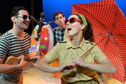 Review: Stick Man Show At Madinat Theatre