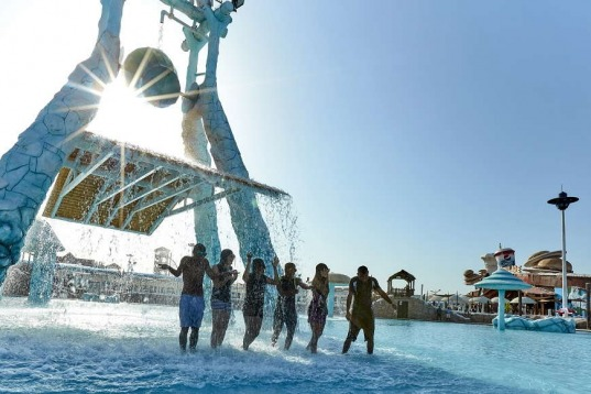Ice Land Water Park April Group Rate