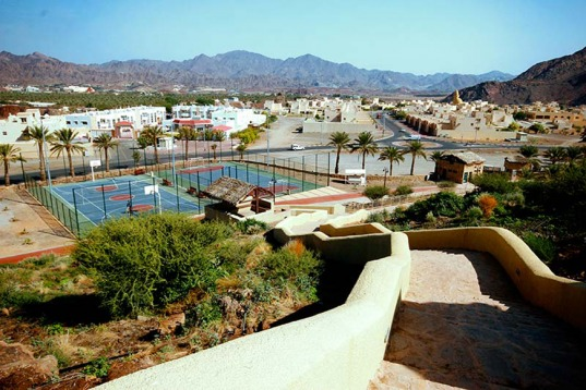 The Hatta Hill Park is Hatta's Best Kept Secret