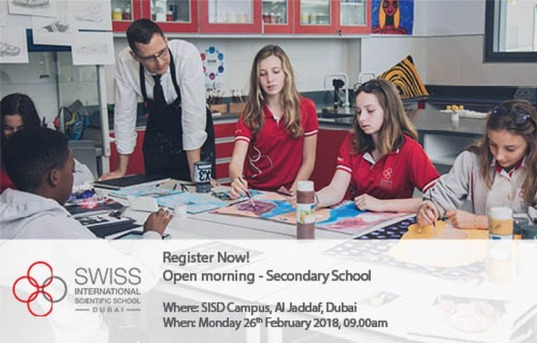 SISD Welcomes All to a Secondary School Open Morning